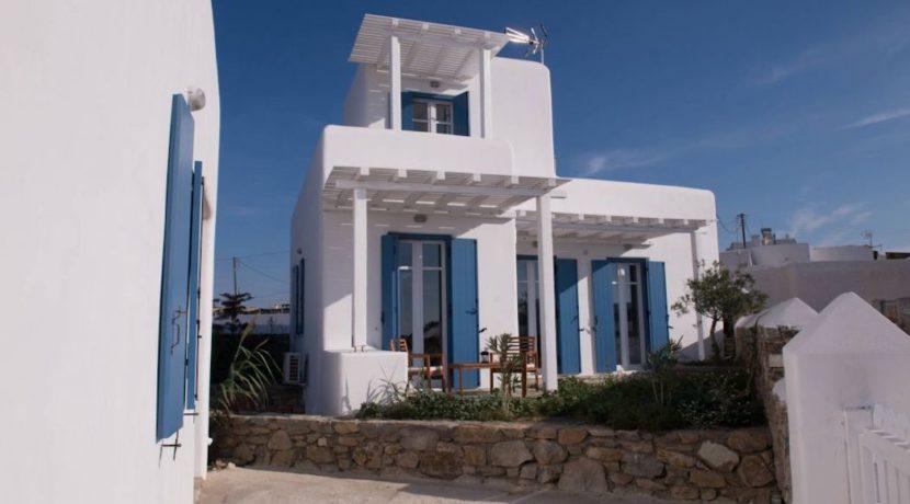 Investment in Mykonos: 4 Villas Complex 5