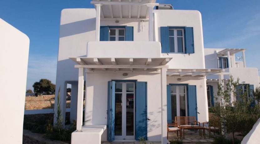 Investment in Mykonos: 4 Villas Complex 6