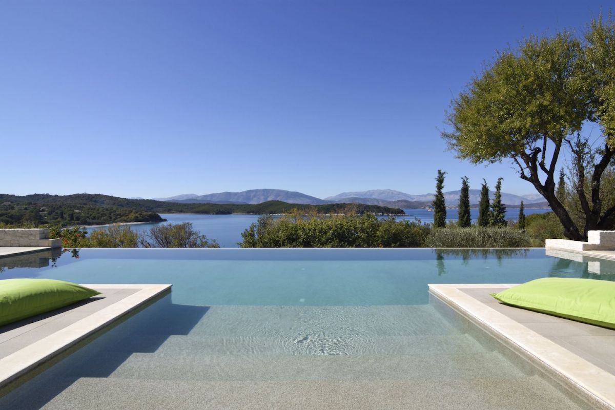 Luxury Estate Corfu, Luxury Mansion in Corfu