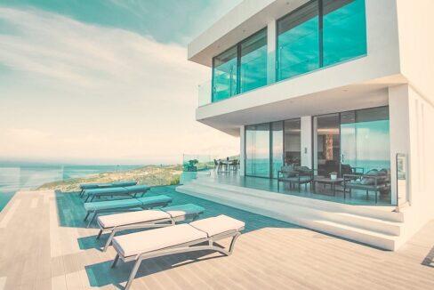 Luxury villas in Zante, Greek villas