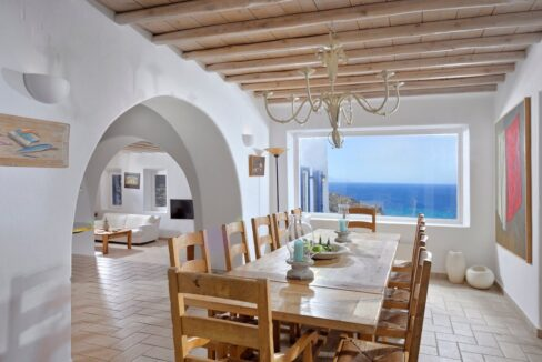 Mansion in Mykonos Beach 22