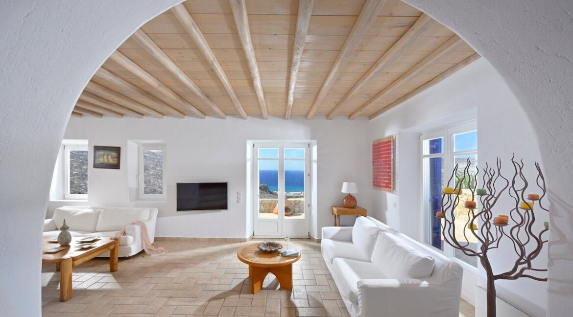Mansion in Mykonos Beach 23
