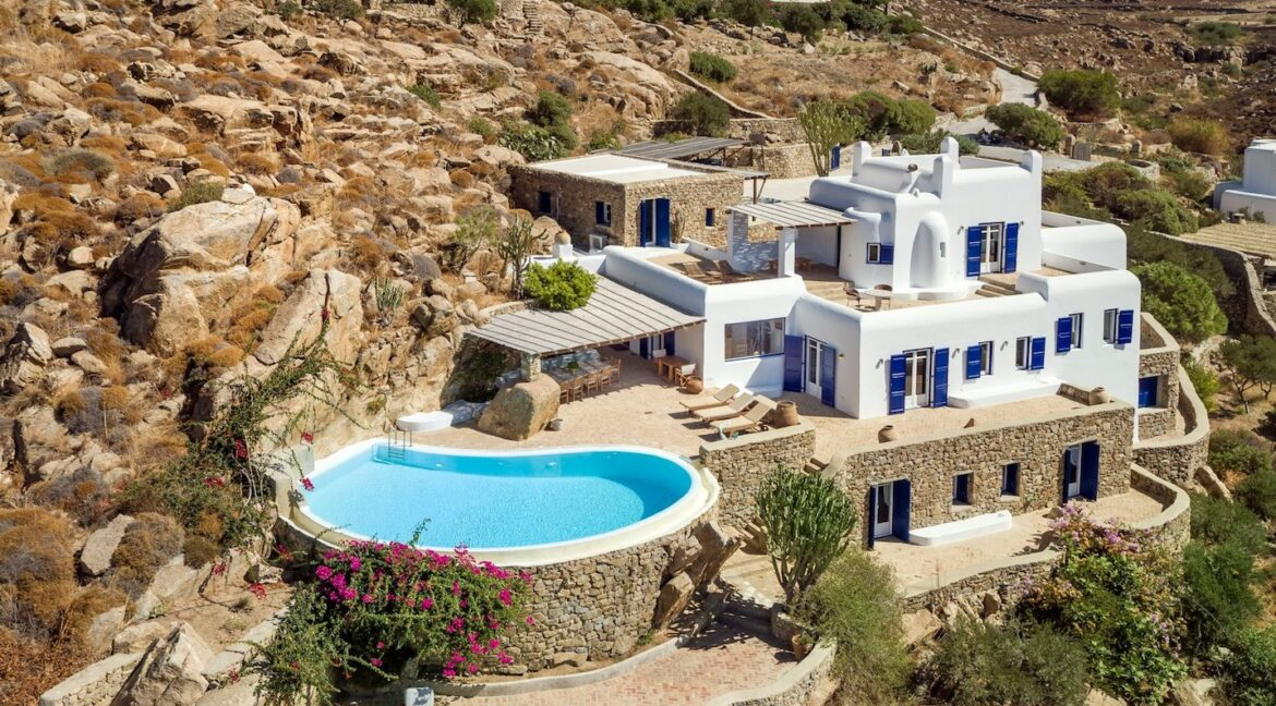 Mansion in Mykonos Beach, Mykonos Properties