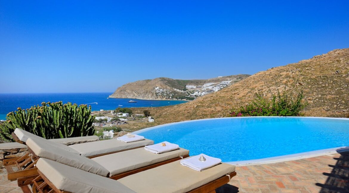 Mansion in Mykonos Beach 9
