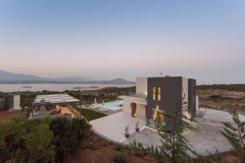 New Built Villa at Chania with Amazing Sea Views 10