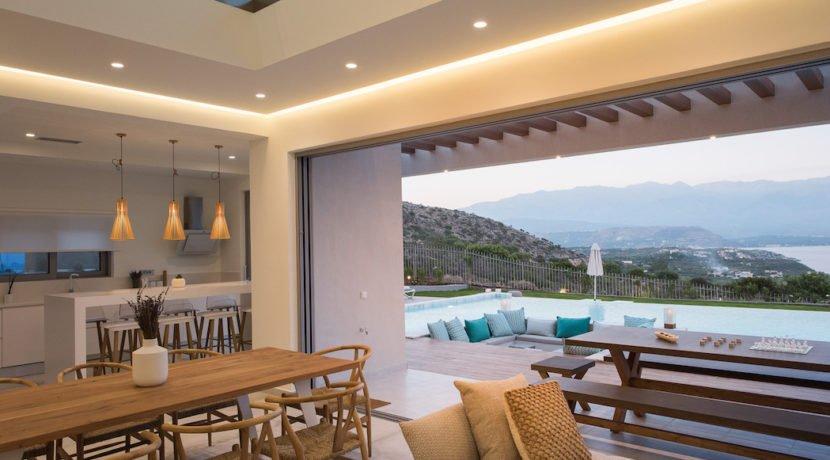 New Built Villa at Chania with Amazing Sea Views 14