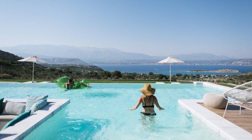 New Built Villa at Chania with Amazing Sea Views 15