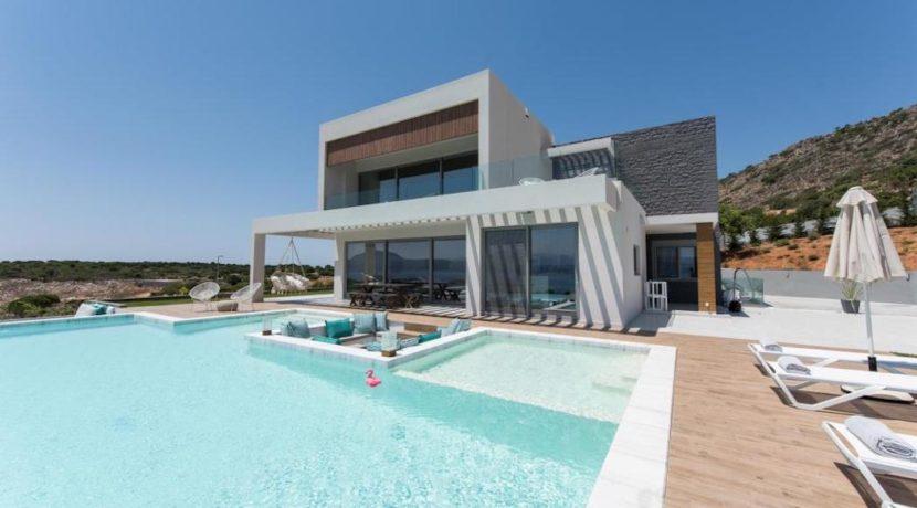 New Built Villa at Chania with Amazing Sea Views 2