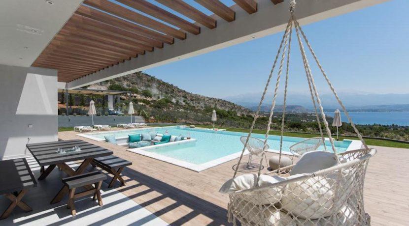 New Built Villa at Chania with Amazing Sea Views 5
