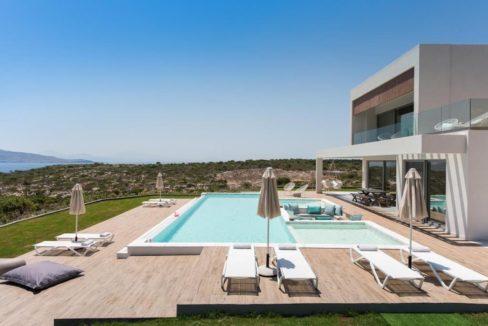 New Built Villa at Chania with Amazing Sea Views 6