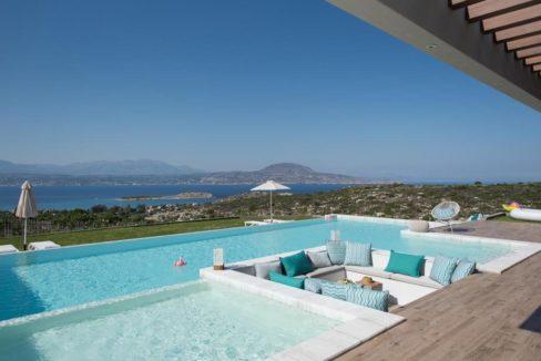 New Built Villa at Chania with Amazing Sea Views 7