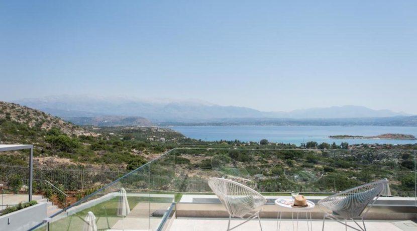 New Built Villa at Chania with Amazing Sea Views 8