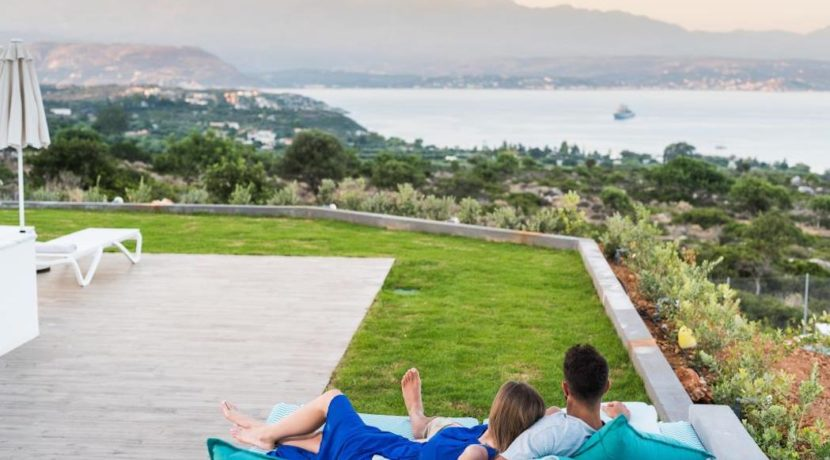 New Built Villa at Chania with Amazing Sea Views 9