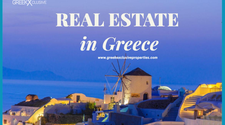 Real Estate Greece, Greek Properties for Sale