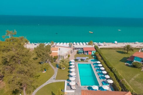Seafront Hotel at Halkidiki for sale