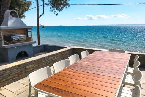 Seafront Land for sale in Nikiti Sithonia, Seafront Property at Nikiti Halkidiki 6