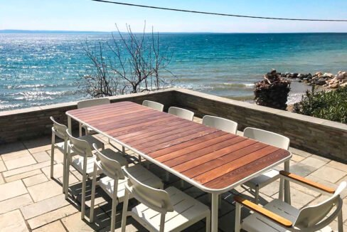 Seafront Land for sale in Nikiti Sithonia, Seafront Property at Nikiti Halkidiki 7