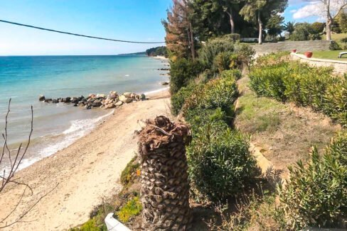 Seafront Land for sale in Nikiti Sithonia, Seafront Property at Nikiti Halkidiki 9