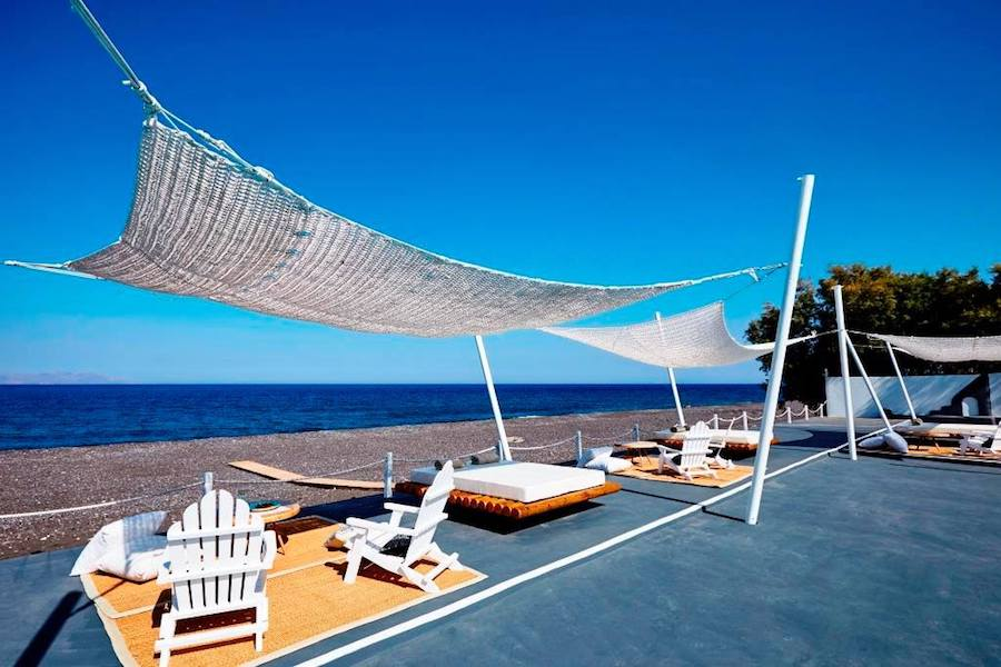 Seafront Property for Hotel in Santorini
