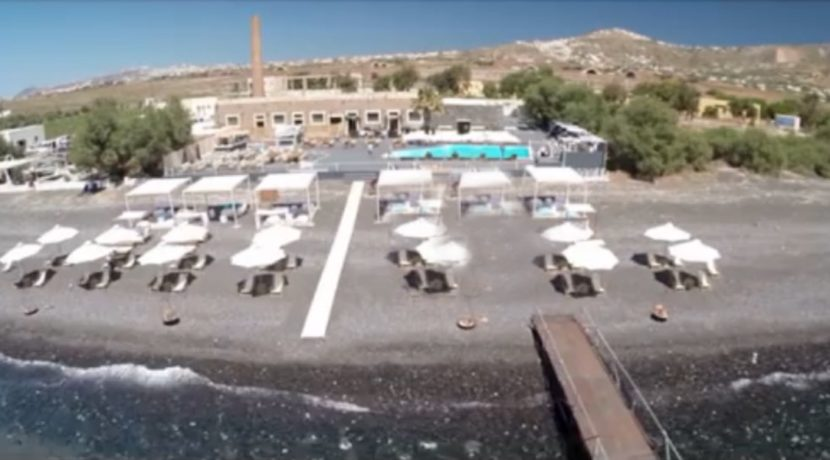 Seafront Property for Hotel in Santorini 14