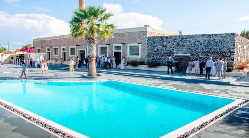 Seafront Property for Hotel in Santorini 9
