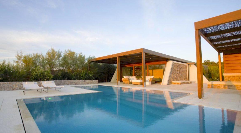 Seafront Villa in Attica with Private Beach 1