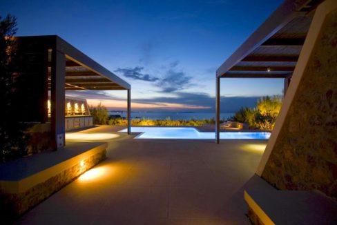 Seafront Villa in Attica with Private Beach 2