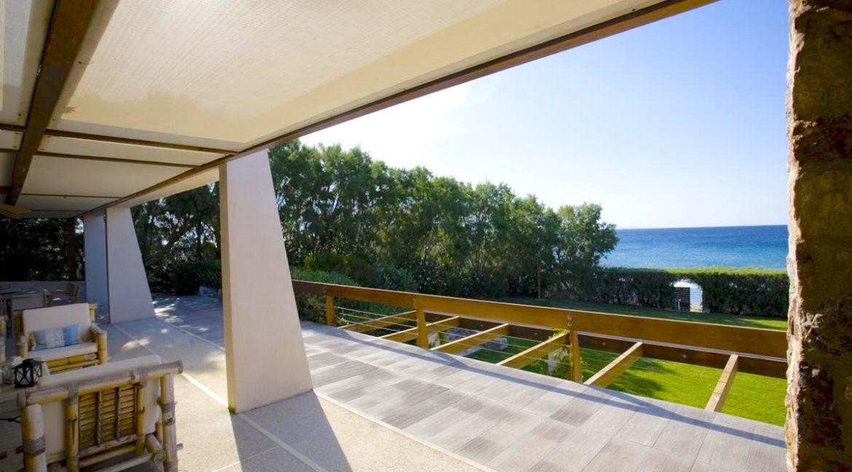 Seafront Villa in Attica with Private Beach 6