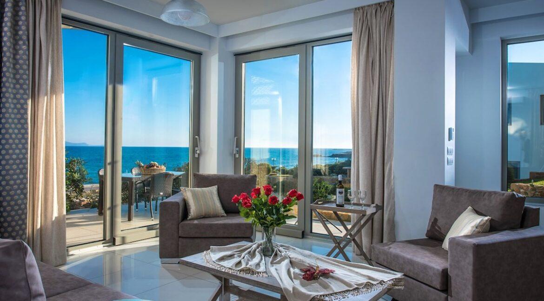 Seafront Villa in Gouves near Heraklio Crete. Seafront Properties in Crete Greece 25
