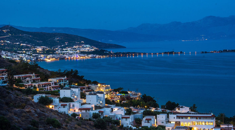 PanorVilla For Sale Crete Greece, Luxury Property Elounda