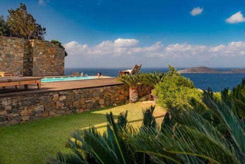 Villa For Sale Crete Greece, Luxury Property Elounda 10