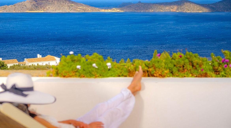 Villa For Sale Crete Greece, Luxury Property Elounda 12
