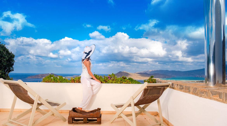 Villa For Sale Crete Greece, Luxury Property Elounda 13