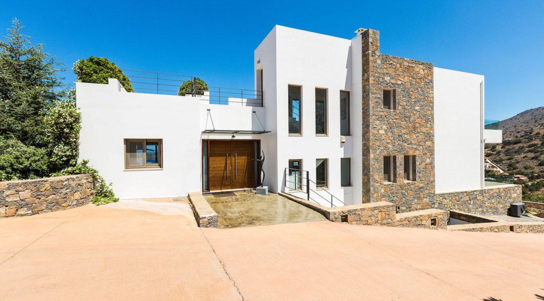 Villa For Sale Crete Greece, Luxury Property Elounda 14