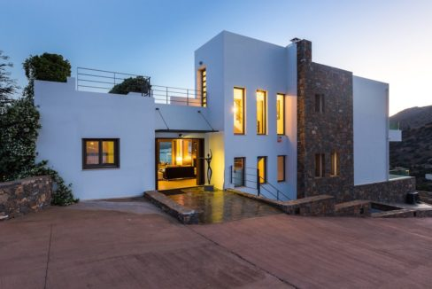 Villa For Sale Crete Greece, Luxury Property Elounda 2
