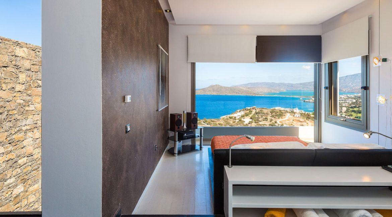 Villa For Sale Crete Greece, Luxury Property Elounda 27