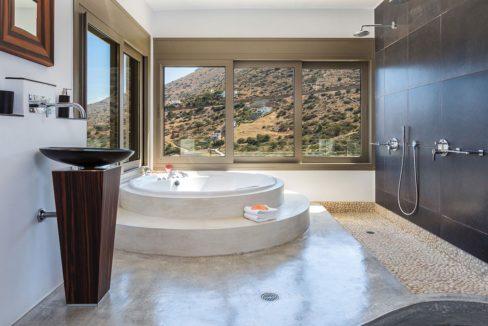 Villa For Sale Crete Greece, Luxury Property Elounda 29