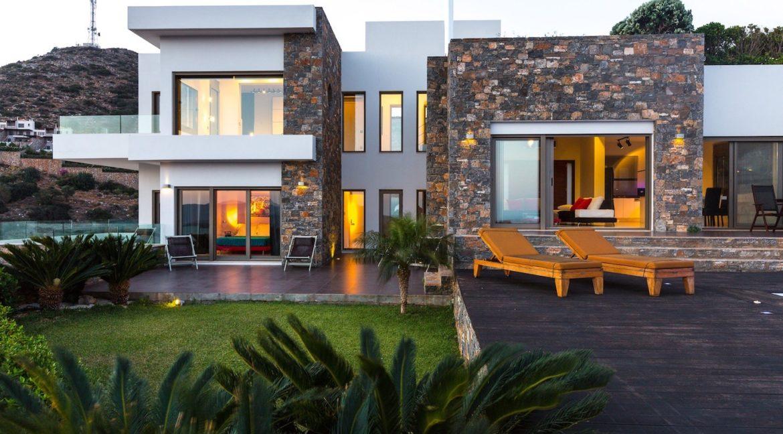 Villa For Sale Crete Greece, Luxury Property Elounda 3