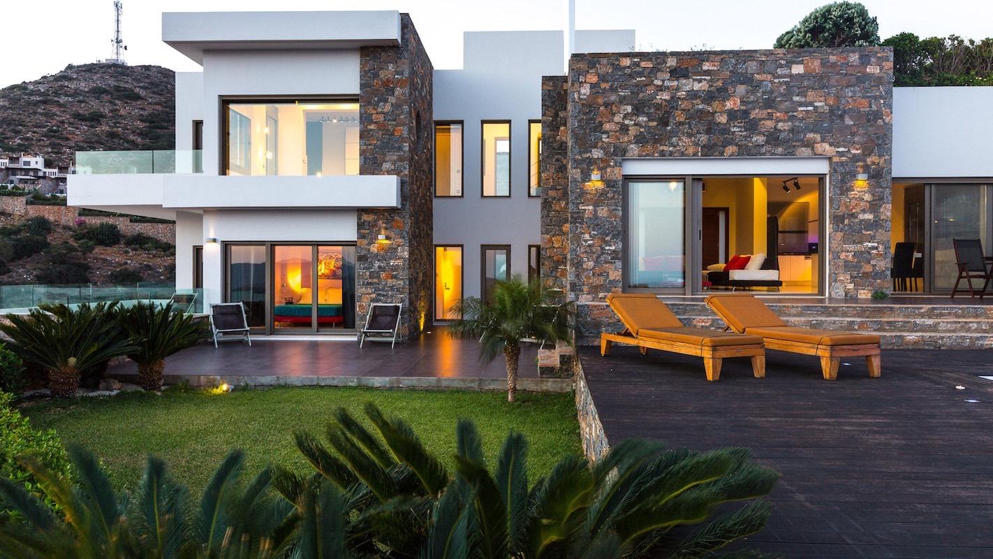 Amazing Villa For Sale Crete Greece, Luxury Property Elounda