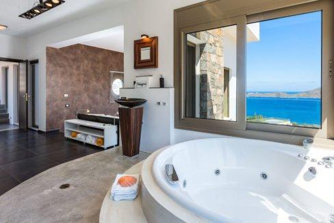 Villa For Sale Crete Greece, Luxury Property Elounda 30