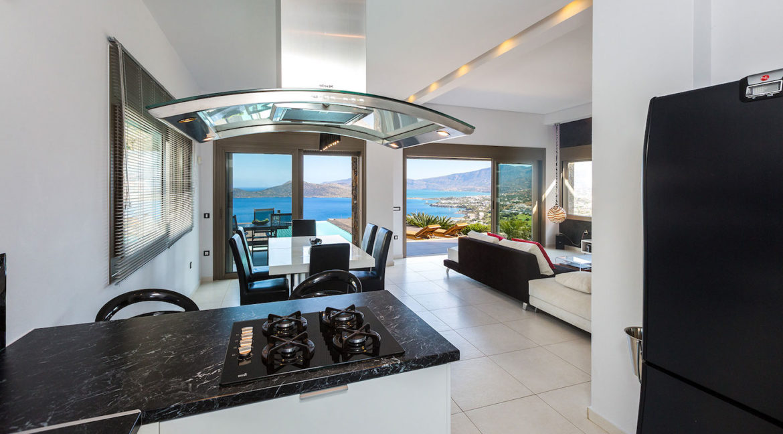 Villa For Sale Crete Greece, Luxury Property Elounda 36