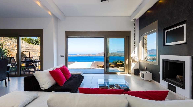 Villa For Sale Crete Greece, Luxury Property Elounda 39