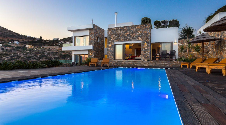 Villa For Sale Crete Greece, Luxury Property Elounda 4