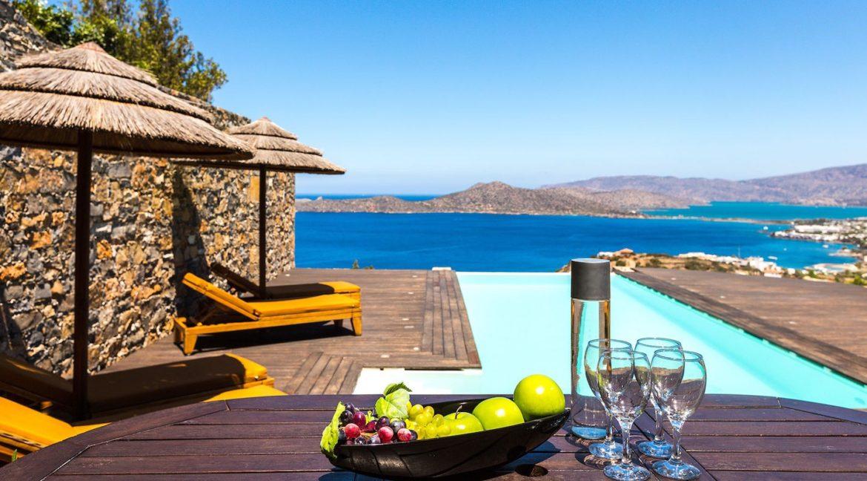 Villa For Sale Crete Greece, Luxury Property Elounda 40