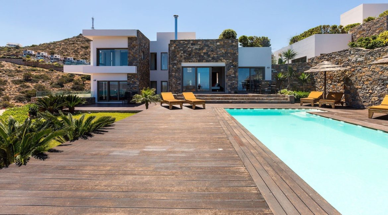 Villa For Sale Crete Greece, Luxury Property Elounda 41