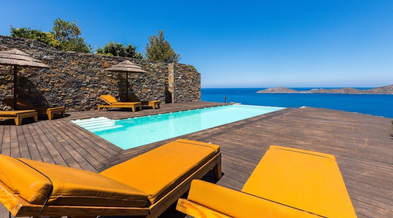 Villa For Sale Crete Greece, Luxury Property Elounda 42