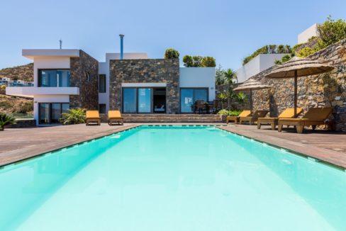 Villa For Sale Crete Greece, Luxury Property Elounda 45