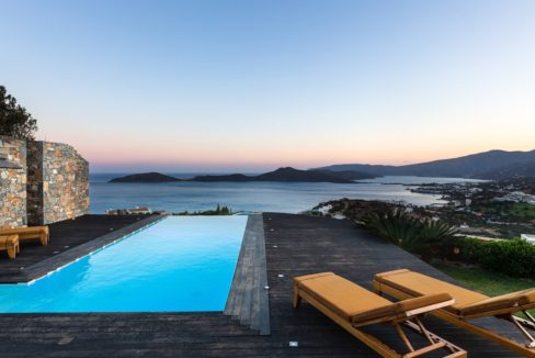 Villa For Sale Crete Greece, Luxury Property Elounda 5