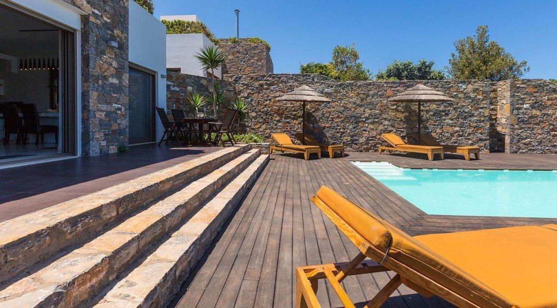 Villa For Sale Crete Greece, Luxury Property Elounda 7