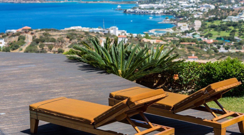 Villa For Sale Crete Greece, Luxury Property Elounda 9
